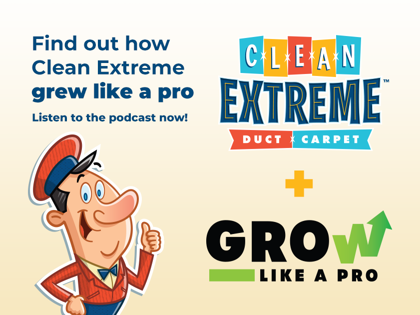 Old Time Service, Cutting Edge Cleaning With Clean Extreme's Matthew Terry